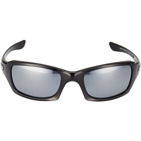 Oakley Fives Squared Aurinkolasit, polished black/black iridium polarized